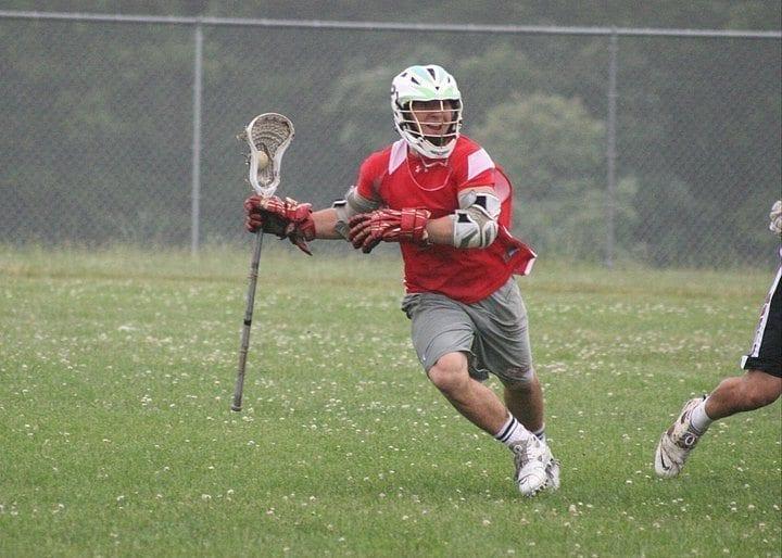 Brandon Bertone Connetquot HS lax lacrosse Angels on the Field