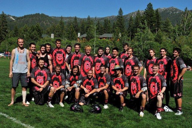 Woozles team shot lax lacrosse lake tahoe