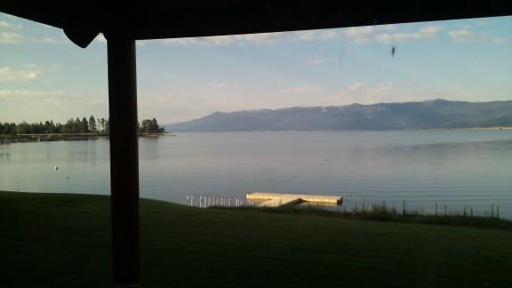 McCall Idaho lake nature cabin view lax lacrosse