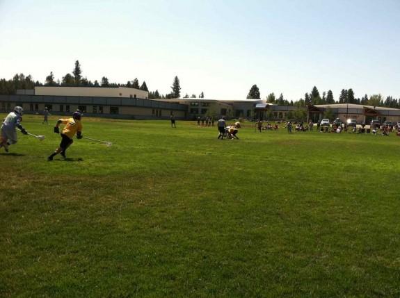 Team LAS laxallstars.com lacrosse McCall face off IssaQUAH
