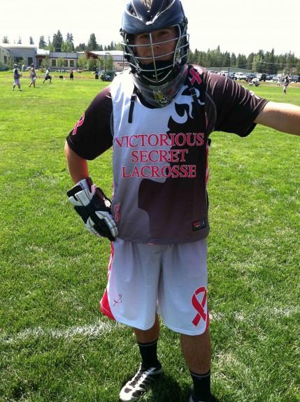 Victorious Secret Lacrosse Uniforms