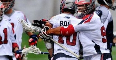 This awesome photo courtesy of MajorLeagueLacrosse.com