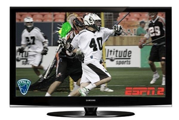 Future of lacrosse on tv