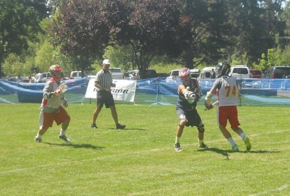 Golden Gate - Rams, U-19 Tahoe Lacrosse Tournament