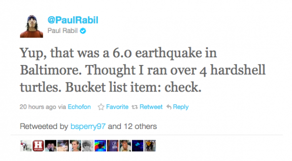Paul Rabil tweet
