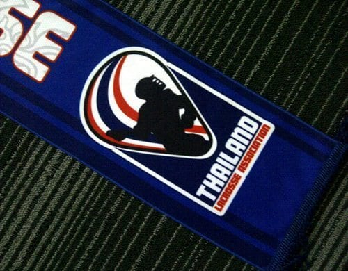 """TLA """"King and Country"""" Scarf"""