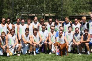 Team LAS at 2011 Brawl In McCall