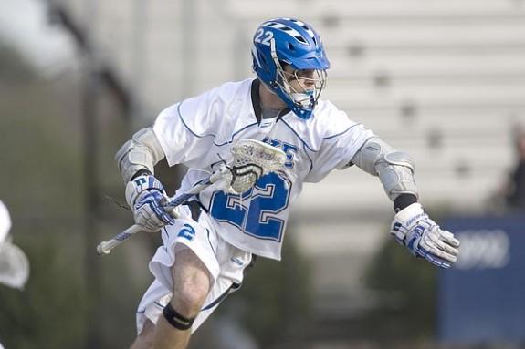 Ned Crotty Duke Lacrosse Brine
