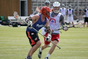 Rob Fox Connor Wilson Brooklyn Brawl lacrosse