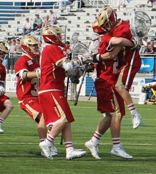 Denver Pioneers lacrosse wins ncaa lax