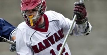 Harvard Yale Lacrosse LXM Dean Gibbons