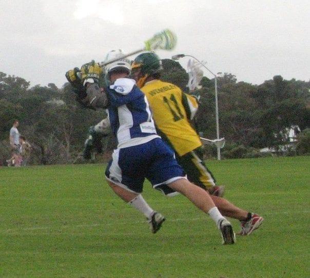 East Freo Wembley Lacrosse Perth Australia Nathan Rainey