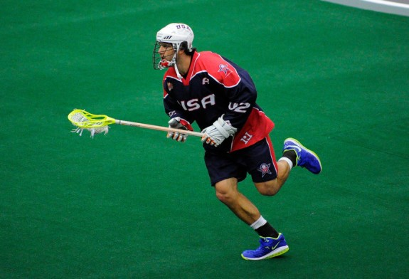 Max Seibald Bowhunter Cup US indoor box lacrosse
