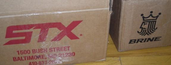 lacrosse boxes