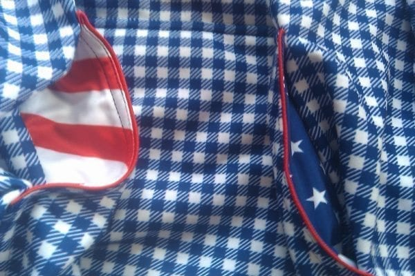 American Revolution Lacrosse Hoodies