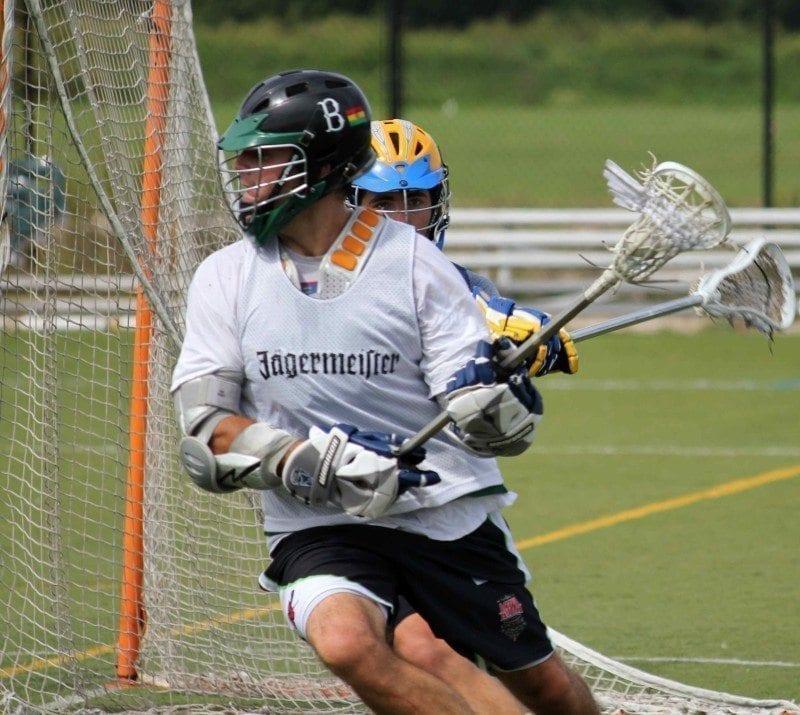 Chris Massey Lacrosse Brooklyn Brawl lax
