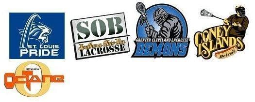 NEW MILA teams lacrosse lax box