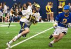Trevor Yealey Michigan Lacrosse