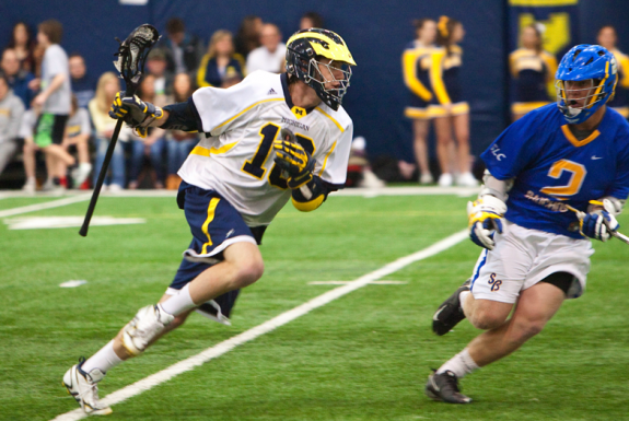 Trevor Yealy Michigan Lacrosse