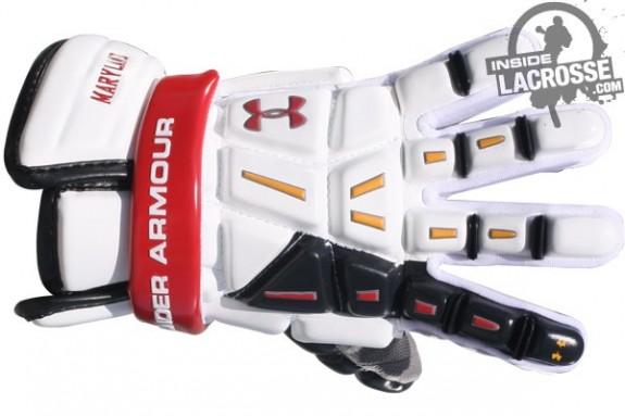 UMD-Fall-Glove maryland lacrosse lax under armour UA