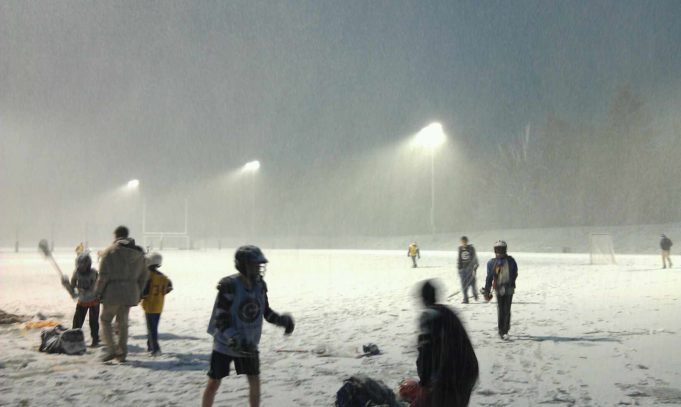 Does D1 Lacrosse Start Too Early dave campbell snow lacrosse