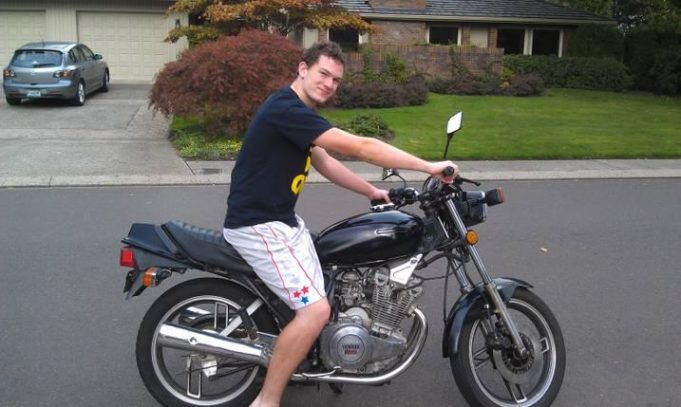 Corbin Motorcycle lacrosse all stars shorts
