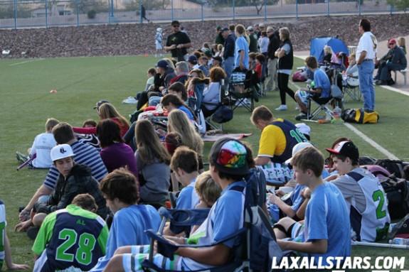 BYU vs. Cal Poly MCLA Lacrosse 1 - Las Vegas Lacrosse Showcase