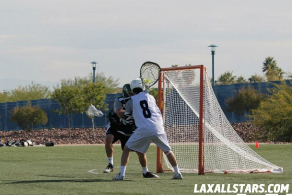 BYU vs. Cal Poly MCLA Lacrosse 3 - Las Vegas Lacrosse Showcase