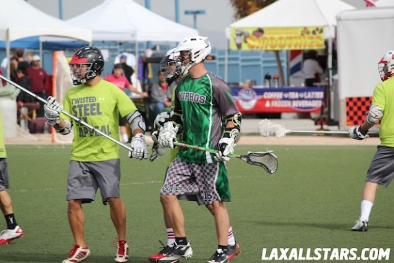 Las Vegas Lacrosse Showcase Zack Greer