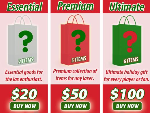 LAXMAS holiday grab bag options