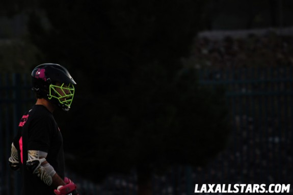 Las Vegas Lacrosse Showcase - Bigfoot LAS vs. Salt Shakerz Facemask