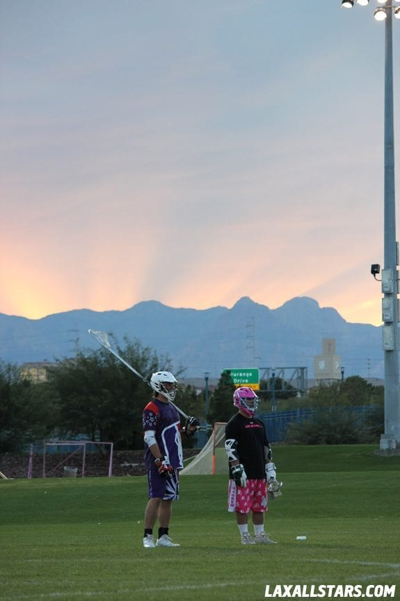 Las Vegas Lacrosse Showcase - Bigfoot LAS vs. Salt Shakerz Sunset 1