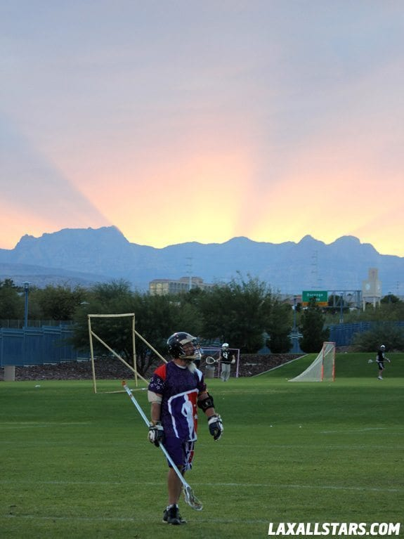 Las Vegas Lacrosse Showcase - Bigfoot LAS vs. Salt Shakerz Sunset 2