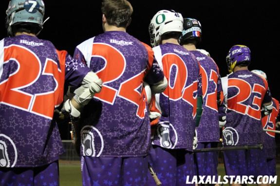 Las Vegas Lacrosse Showcase - Bigfoot Lax All Stars Team