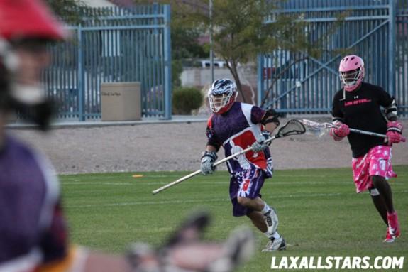 Las Vegas Lacrosse Showcase - Rory Baldini