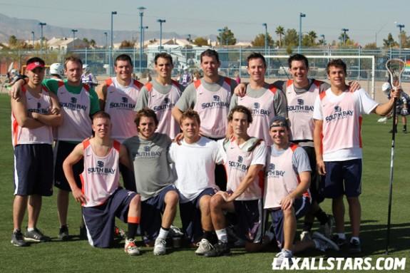 Las Vegas Lacrosse Showcase - South Bay Lax Team