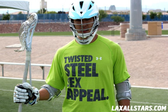 Las Vegas Lacrosse Showcase - Twisted Steel Sex Appeal