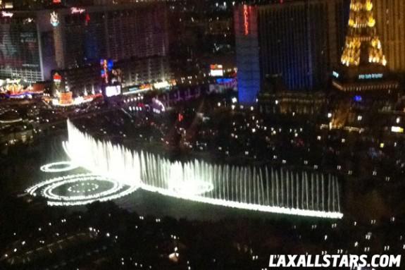Las Vegas Lacrosse Showcase - Water Show