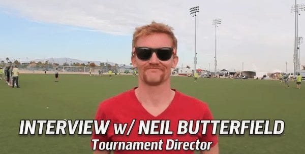 Neil Butterfield - Las Vegas Lacrosse Showcase