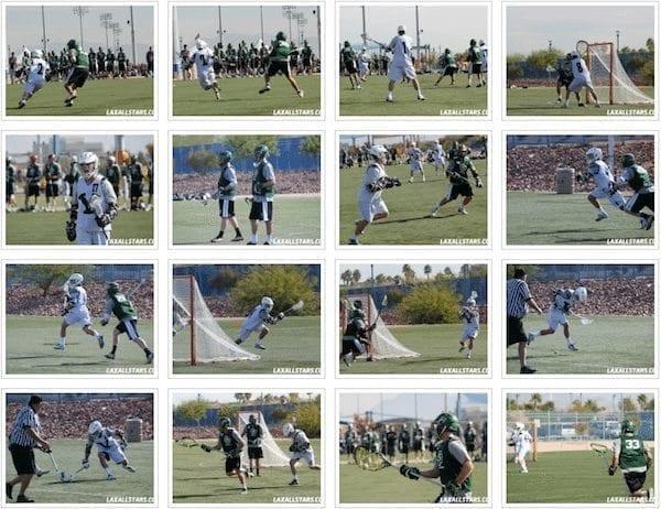 Photo Gallery - BYU vs. Cal Poly