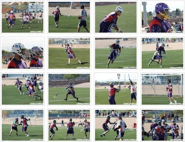 Photo Gallery - Bigfoot LAS vs. South Bay Lacrosse