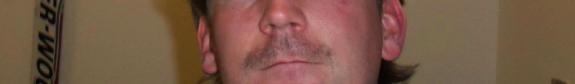 Grant Hewit mustache