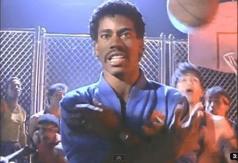 Kurtis Blow Basketball