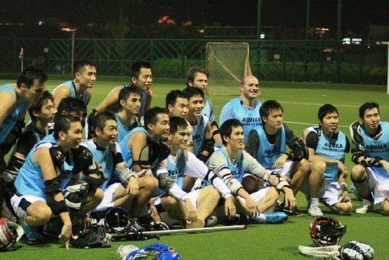 Aquilas Lacrosse Team 2011 Hong Kong