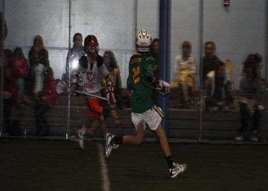 middle school long island box lacrosse turf island