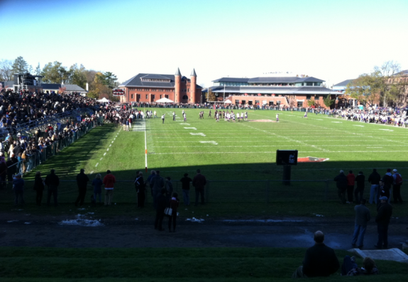 Wesleyan CT Football NESCAC