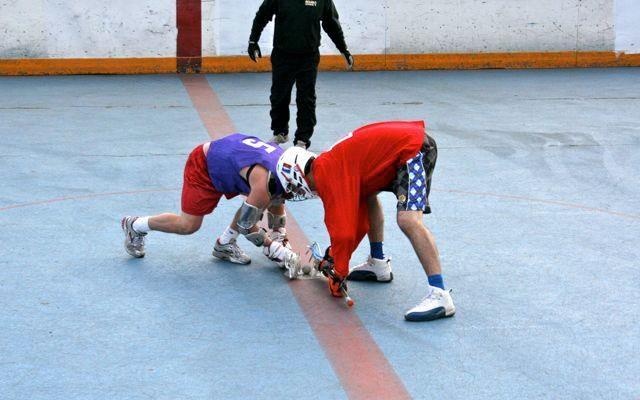 NYC box lacrosse ULAX