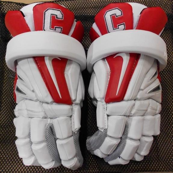 Cornell Nike Lacrosse Gloves