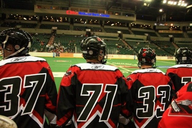 Philadelphia Wings NLL Lacrosse Jerseys Reebok