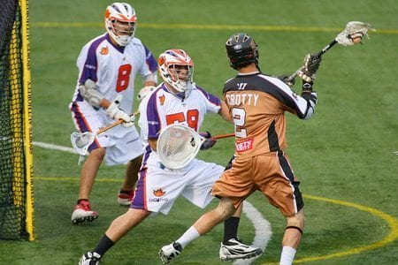 Ned Crotty MLL rochester Rattlers